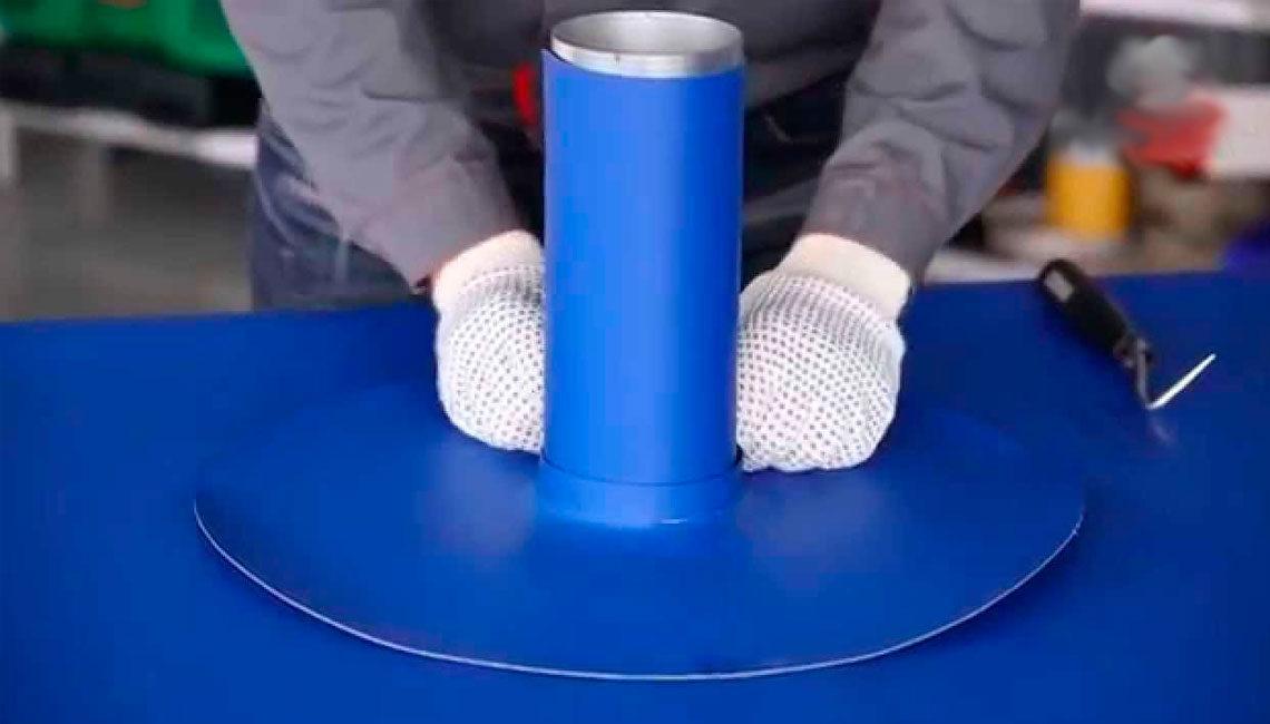 Гидроизоляция примыканий мембранным материалом