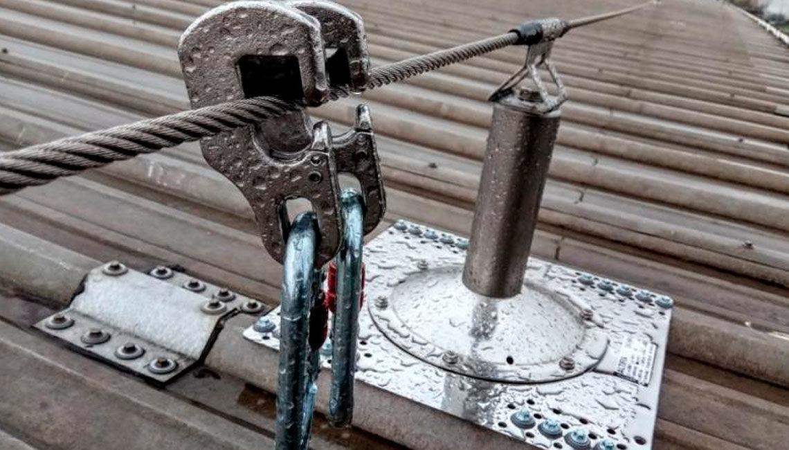 Изготовление страховочной трубы